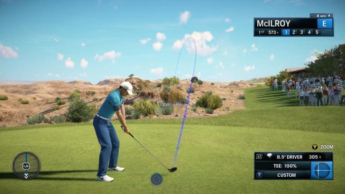 Cultura Geek Rory Mcllroy PGA Tour review 2