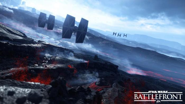 Cultura Geek Star Wars Battlefront 1