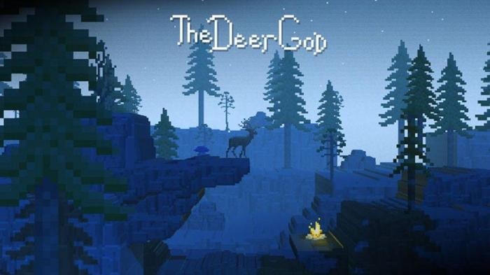 Cultura Geek games-with-gold the deer god septiembre 2015