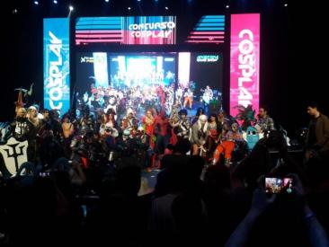 Cultura Geek Argentina Game Show 3
