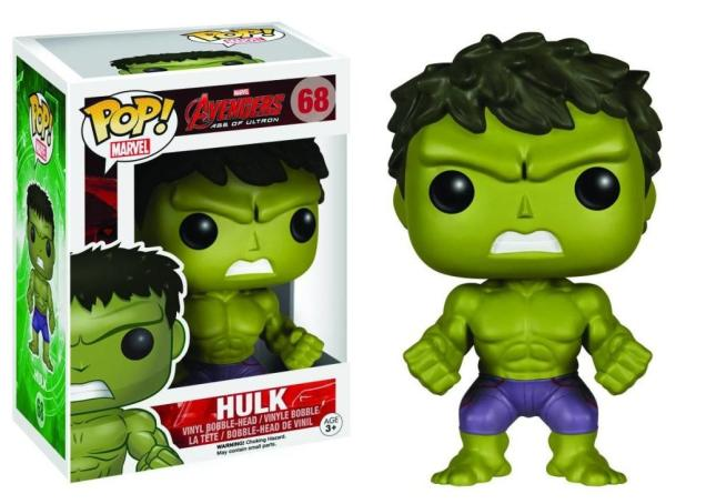 hulk funko pop Valkyrya culturageek.com.ar