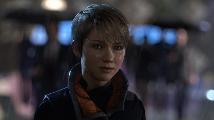 Cultura Geek Playstation Paris Game Week Detroit Become Human