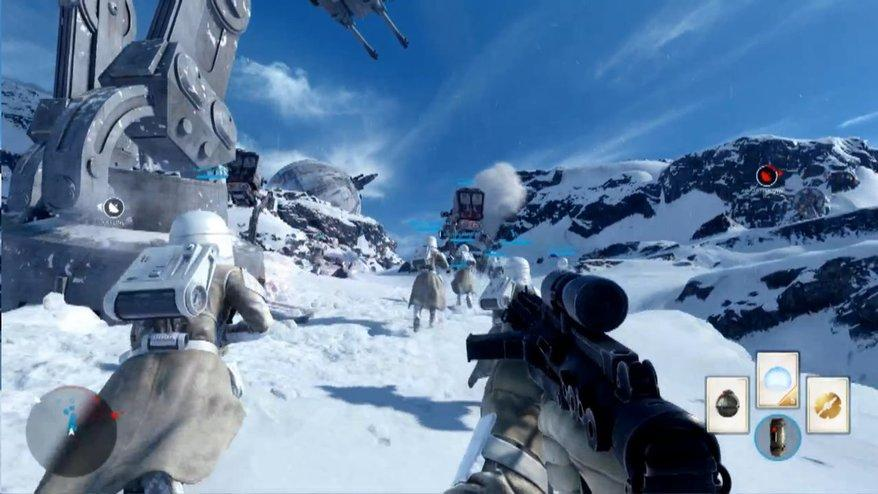 Cultura Geek Star Wars Battlefront Beta 2