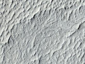 Este seria el lugar Ares 4 donde estaba su Mars Ascent Vehicle.