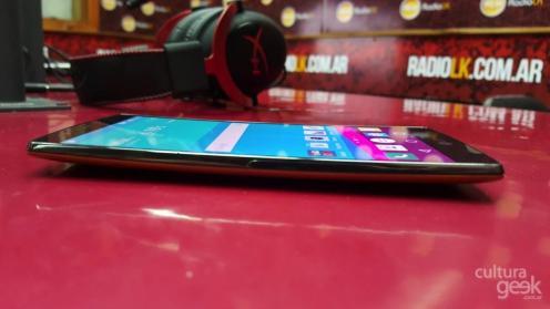 cultura geek 217 Review LG G4 Reseña, Analisis