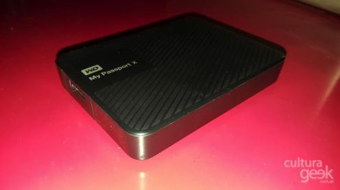 WD passport X