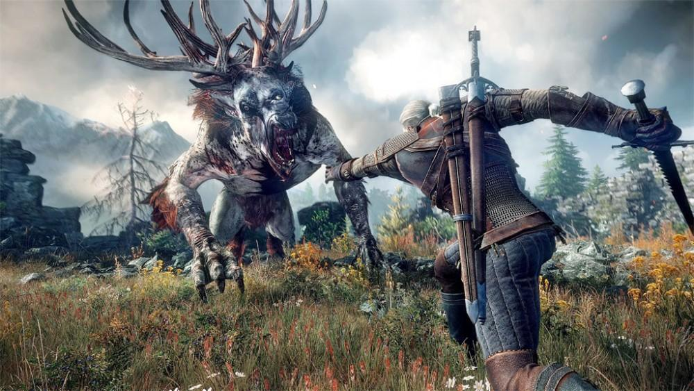 Cultura Geek Game Awards 2015 The WItcher 3 Wild Hunt