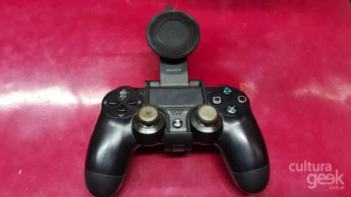 cultura geek PS4 remote android PS4 smart clip