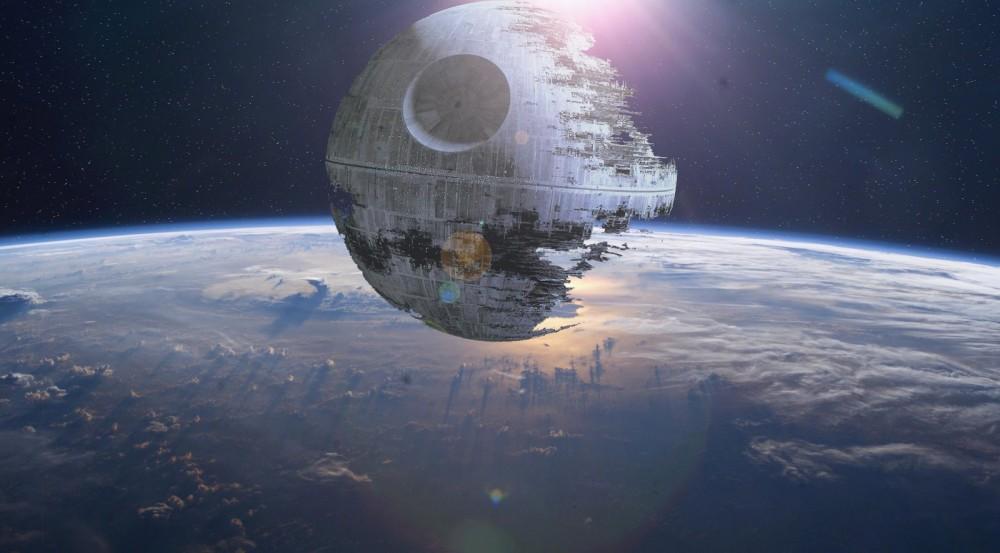 Death Star done culturageek.com.ar