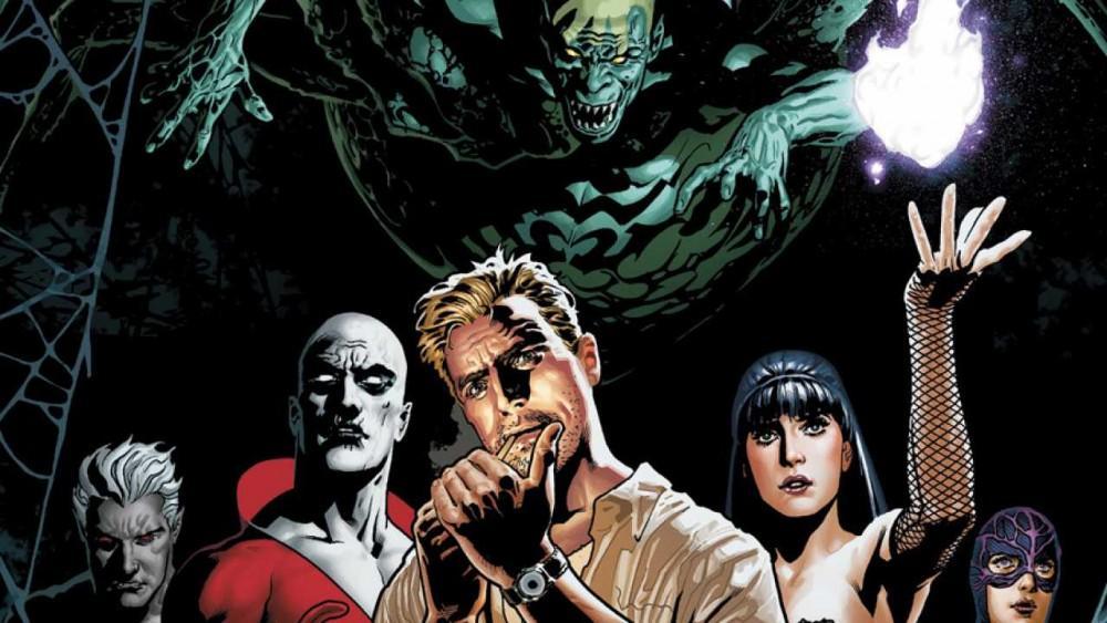 Justice league dark culturageek.com.ar