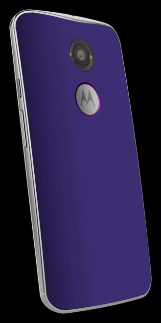 Moto X 2da gen colores personal culturageek.com.ar purpura violeta