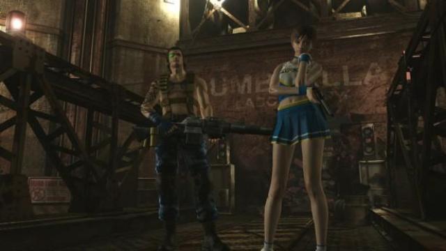 Resident Evil 0 HD trajes culturageek.com.ar