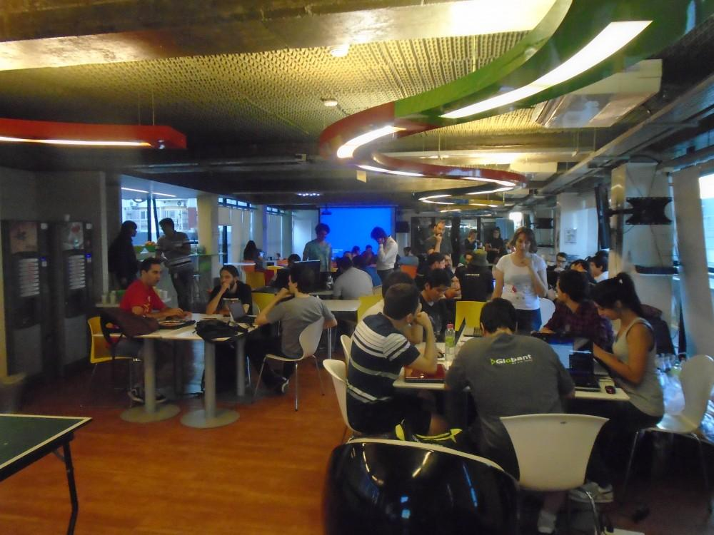 Cultura Geek Global Game Jam 1