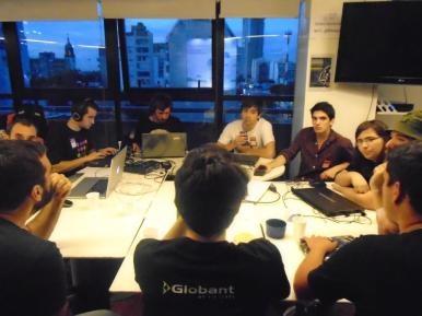 Cultura Geek Global Game Jam 3