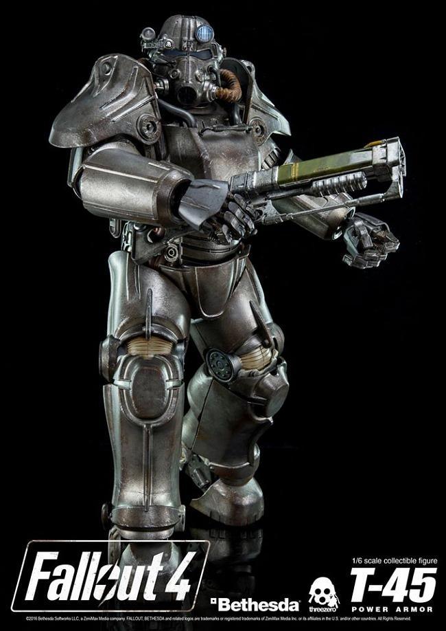 Fallout 4 armadura culturageek.com.ar