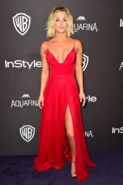 GG KALEY CUOCO AFTER PARTY