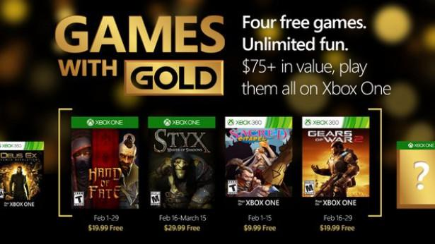Games With Gold Xbox Suma A Battlefield 1 Y Assassin S Creed En