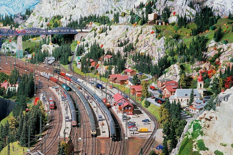 Street View Miniatur Wunderland culturageek.com.ar