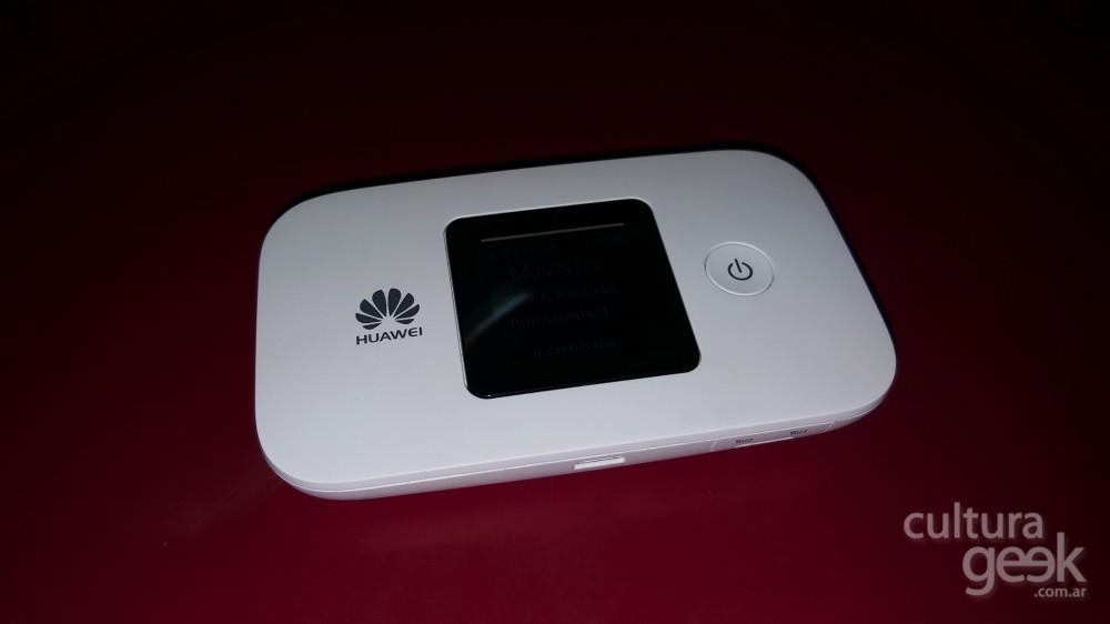 culturageek.com.ar Movistar Mi-fi mifi Huawei