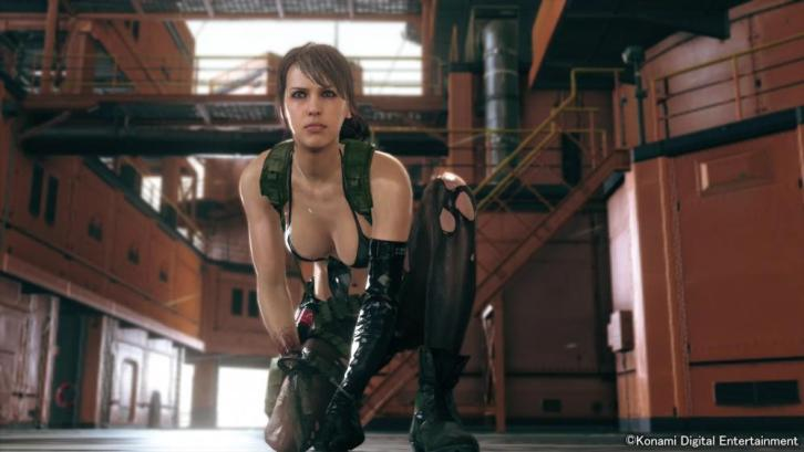 Cultura Geek Quiet DLC