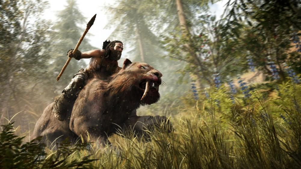 Cultura Geek Far Cry Primal Precuela 1