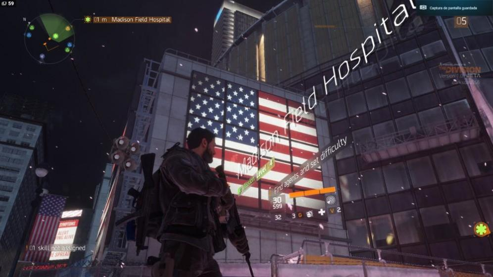 Cultura Geek The Division Beta 4