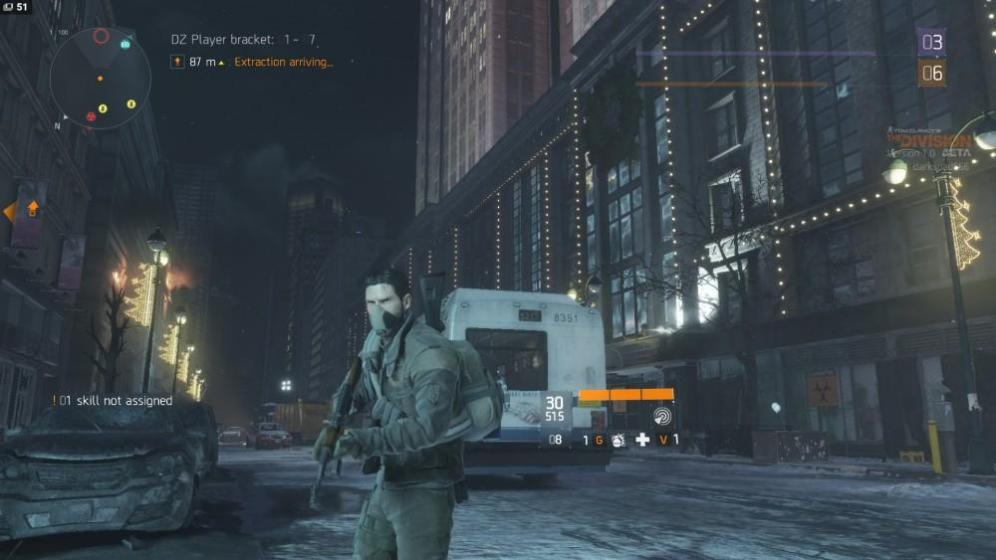 Cultura Geek The Division Beta 8