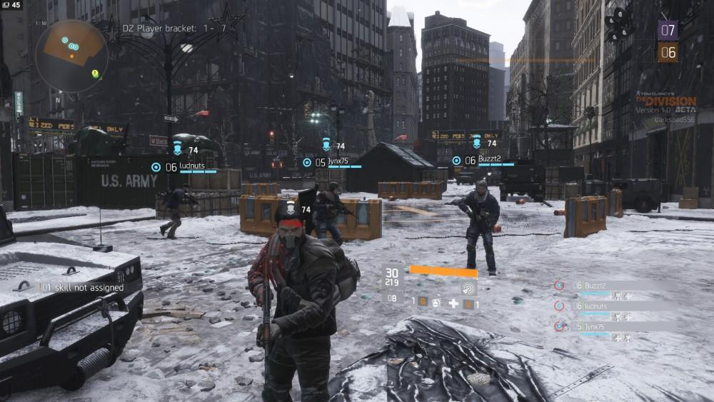 Cultura Geek The Division Beta 9