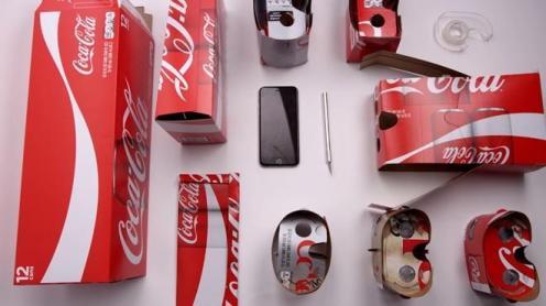 coca cola cardboard culturageek.com.ar 5