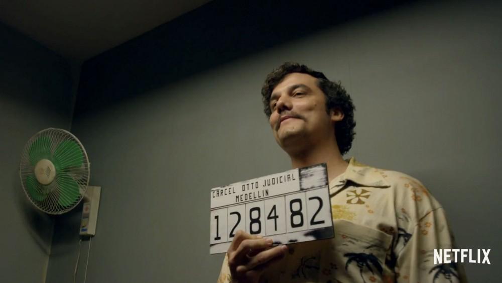 Narcos2-culturageek.com.ar Pablo Escobar
