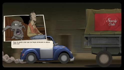 Cultura Geek OKAM Studio The Interactive Adventures of Dog Mendonca & Pizza Boy2