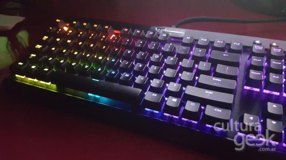 Review Corsair K70 teclado culturageek.com.ar