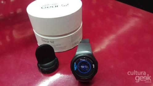 Review Samsung Gear S2 culturageek.com.ar Argentina