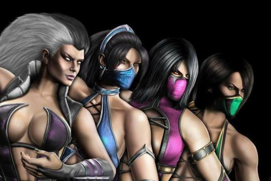 Mujeres en los videogames culturageek.com.ar mortal kombat