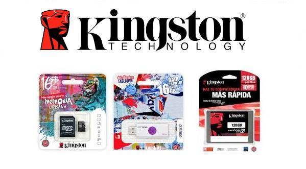 Cultura Geek Kingston Regreso Clases Destacada