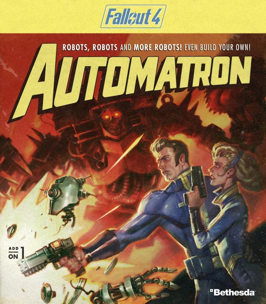 Cultura Geek Fallout 4 Automatron 1