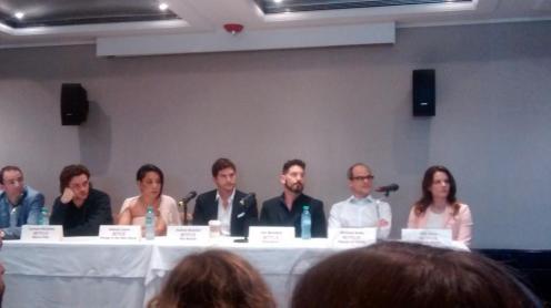 Cultura Geek Netflix Conferencia de Prensa Argentina 5