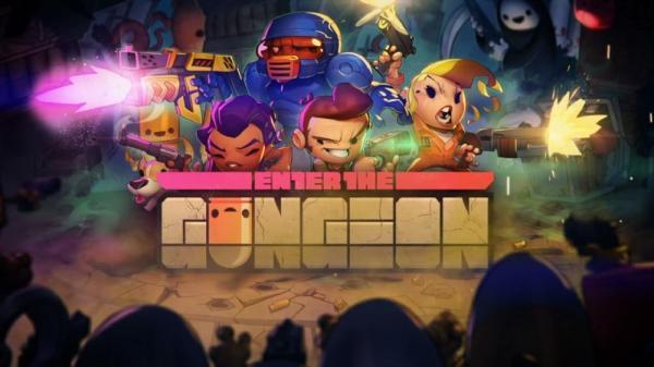 Enter the Gungeon culturageek.com.ar