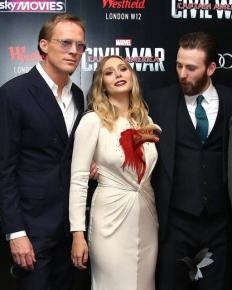 capitan america civil war premiere londres cultura geek