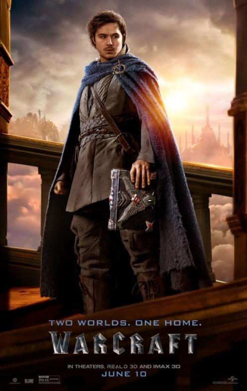 Cultura Geek Warcraft Posters Promocionales 12