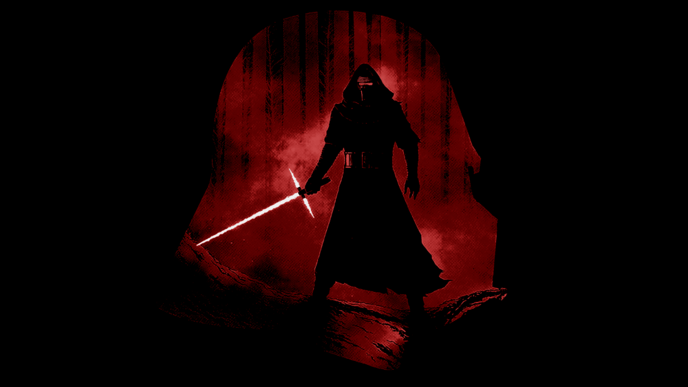 Star Wars Bloodline Kylo a