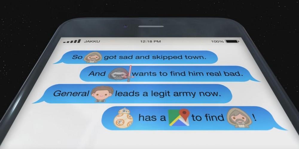 star wars emojis culturageek.com.ar