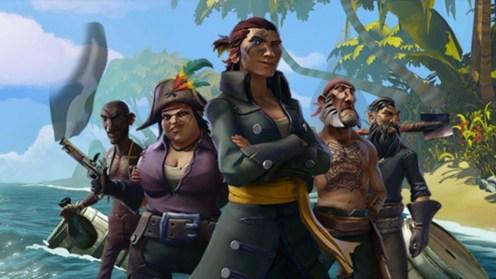 Cultura Geek Microsoft E3 2016 Sea of Thieves