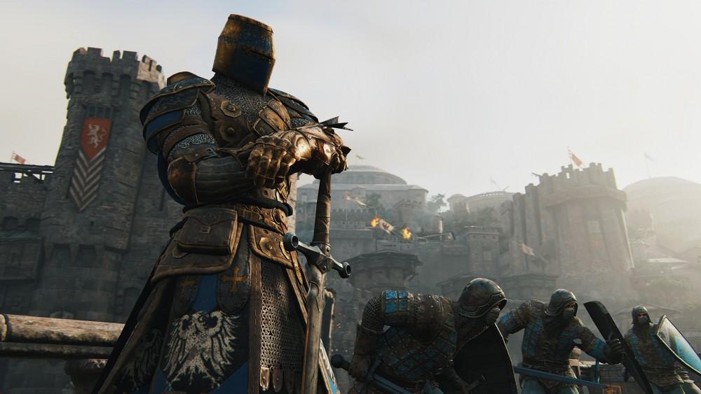 Cultura Geek Ubisoft E3 2016 For Honor