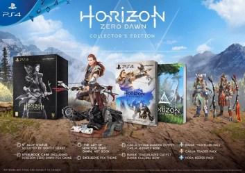 Cultura Geek Horizon Zero Dawn Fecha 4