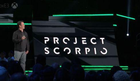 Cultura Geek E3 2016 Project Scorpio 2