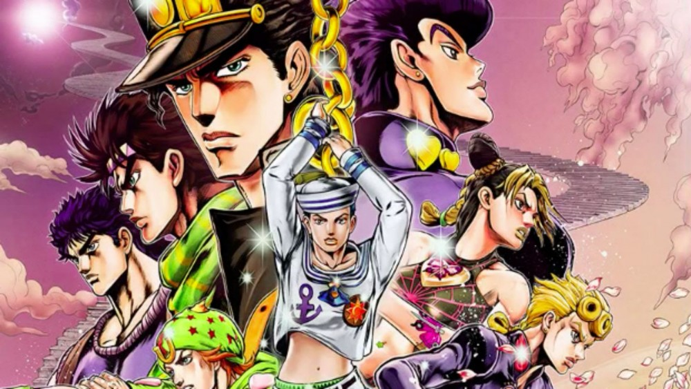 Cultura Geek Jojo's Bizarre Adventure Eyes of Heaven Review 1