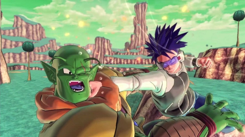 Dragon Ball Xenoverse 2 f