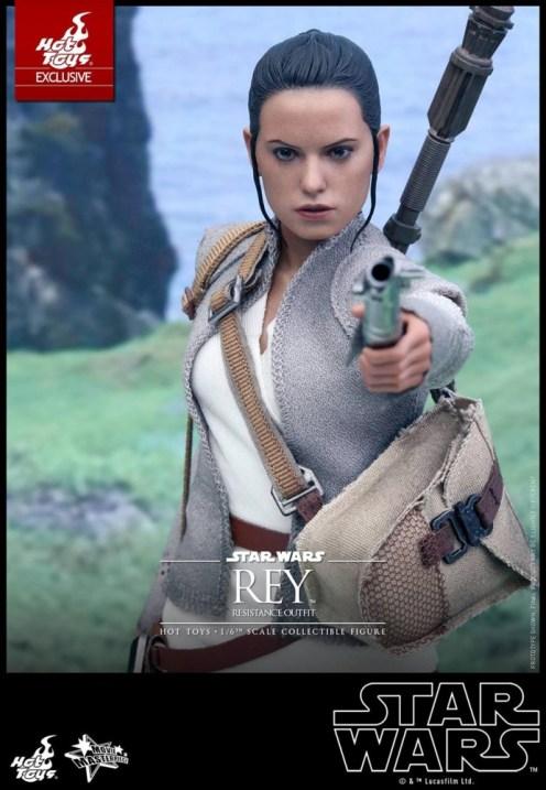 www.culturageek.com.ar Daisy Ridley Muñeca 1