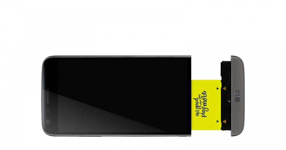 www.culturageek.com.ar LG G5 modulo bateria 1
